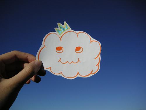 Para ser el rey de las nubes... Foto cortesía de