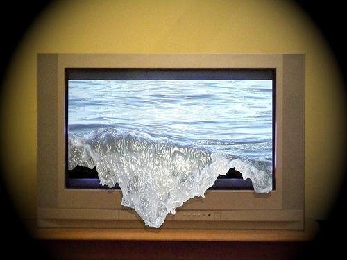 3D TV?. Foto cortesía de skooal
